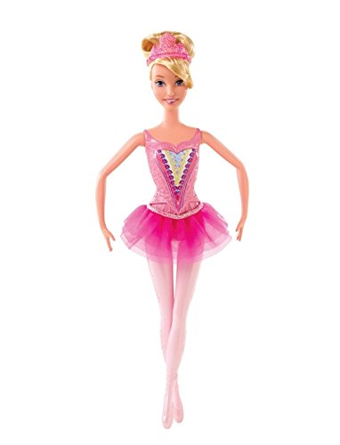 Disney Princess - Ballerina Principessa addormentata nel bosco (Mattel CGF32)