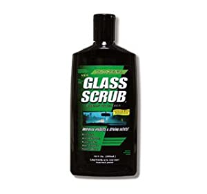 Glass Scrubber -- 10 Oz. by GLASS SCIENCE