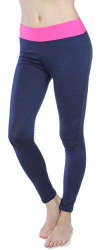 Actve-USA-Womens-Yoga-Gym-Workout-Legging-Pants-Bottom