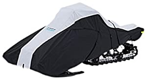 Classic Accessories 90-003-050401-00 SledGear Full Fit Snowmobile Travel Cover, X-Large