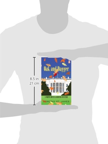 Oak and Dagger (Wheeler Large Print Cozy Mystery)