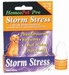 HomeoPet Storm Stress - 15 ml 20 to 80 pounds