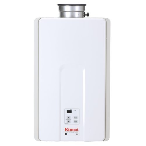 Rinnai Rv65Ing Indoor Natural Gas 6.6 Gpm Tankless Water Heater From The Value S, Natural Gas