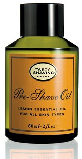 Art of Shaving Lemon Essential Oil Pre-Shave Oil