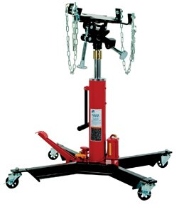 ATD ATD-7431 1/2 Ton Air Actuated Telescopic Transmission Jack