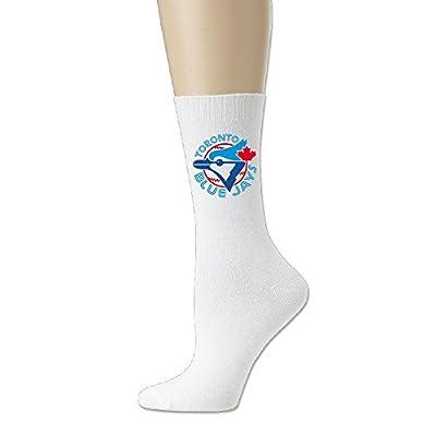 Toronto Blue Jays Crew Socks For Men And Women White