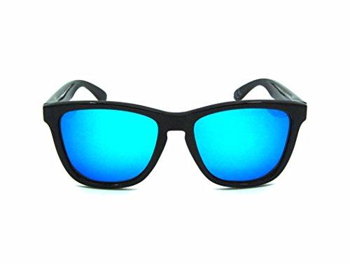 Gafas de sol MOSCA NEGRA modelo ALPHA BLACK - Polarizadas