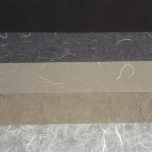 RAYHER - Papier-Set DIN A3 Schwarz-Grau-Töne, SB-Btl. 5 St. verschiedene Farbtöne