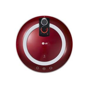 Vacuum Robot Best Reviews Of Lg Hom Bot Red Vacuum