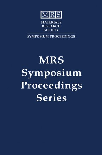 Materials Problem Solving With The Transmission Electron Microscope: Volume 62 (Mrs Proceedings)
