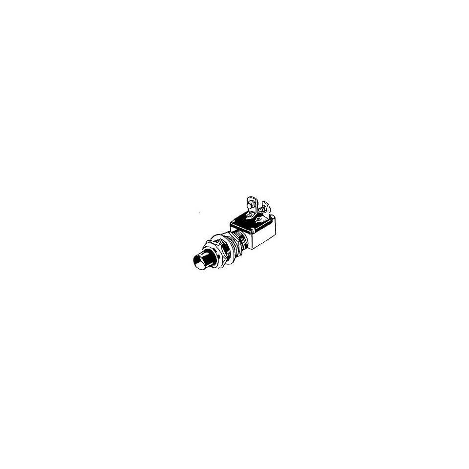 Push Button Switches 39310 39320 Brass Push Button Starter/Horn Swt.
