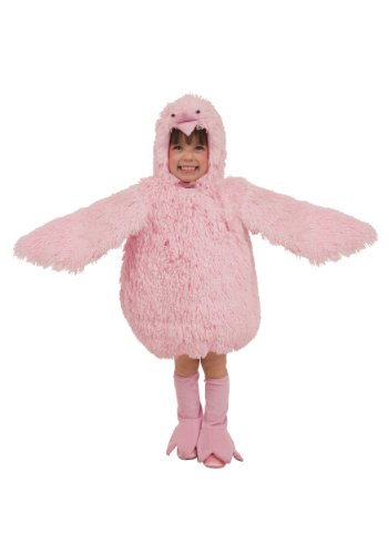Toddler Chick Pink Animal Cute Halloween Costume