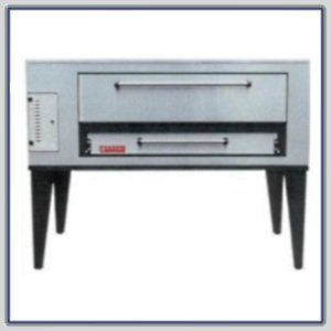"Marsal Sd-866 Gas Deck Oven (86"" Wide) : Marsal Sd-866 - Lpg - Dbl (+ $150 Export)"