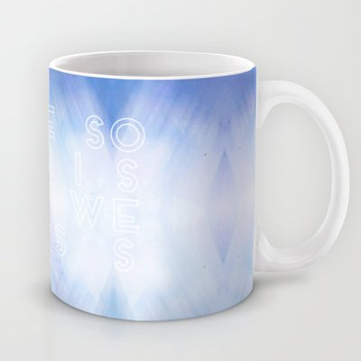 Society6 - One Direction: So Paris Coffee Mug By Holly Ent