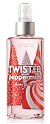 Bath   Body Works Holiday Traditions Twisted Peppermint