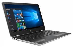 HP Pavilion 15-AU113TX 15.6-inch Laptop (Core i5-7200U/16GB/2TB/Windows 10 Home/4GB Graphics), Natural Silver