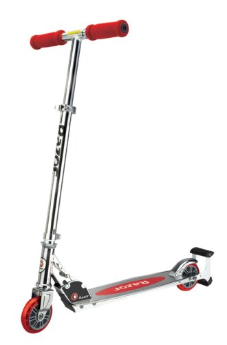 Razor Spark Scooter Red
