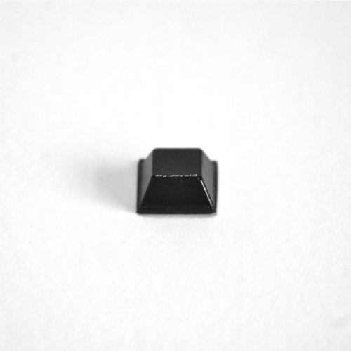 ajile-12-pieces-pied-adhesif-epais-plastique-coffret-boitier-carre-127-x-58-noir-support-amortisseur
