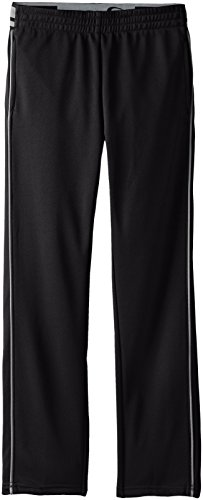 ASICS Big Boys' Adrenaline Pant, Performance Black, Large