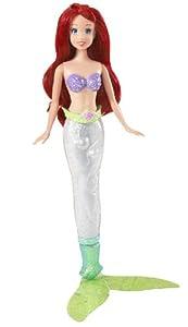 Disney Princess Shimmer Scenes Ariel