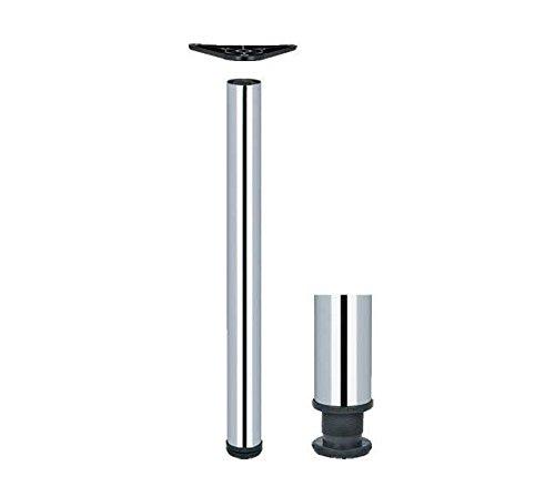 adjustable-breakfast-bar-worktop-support-table-leg-710-820-1100-polished-chrome-820-mm