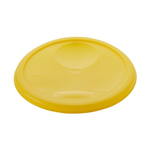 Rubbermaid Commercial Products FG572500YEL 6- 8-Quart Lid (Commercial Grade Food Containers compare prices)