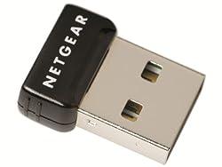 Netgear G54/N150 Wireless USB Micro Adapter (WNA1000M)