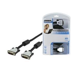 konig-cmp-ce030-15-cable-de-connexion-dvi-d-dual-link
