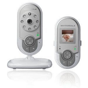 "Motorola Digital Color Video Infant Baby Monitor with 1.5"" LCD & Night Vision"