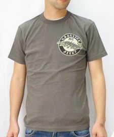 (トイズマッコイ)TOYS MACCOY ガソリンアレイ半袖Tシャツ「RIDING TOGS」