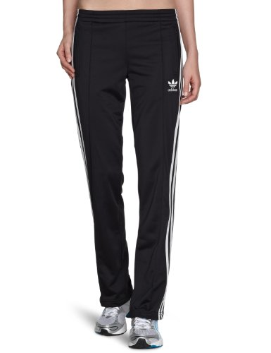 Billig adidas Damen Hose Originals Firebird TP, black ...