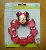 Disney Winnie The Pooh Water Filled Pink Teether 3 Months
