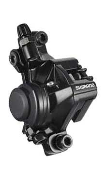 Buy Low Price Shimano BR-M375 Disc Brake Caliper, FT or RR (EBRM375MPRL)