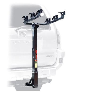 Allen Deluxe Three Bike Hitch Mounted Car Rack - 532RR