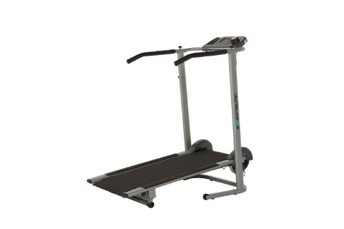 Exerpeutic 100Xl Heavy Duty Magnetic Manual Treadmill