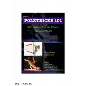 PoleTricks 101 - The Ultimate Pole Dancing Training Video