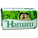 Hamam Soap 100g (Pack of 3) [Health and Beauty]