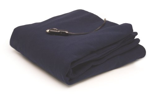 Roadpro 100% Polar Fleece Heated Travel Blanket - Another Great Innovation