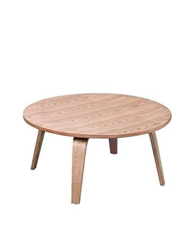 International Designs USA Copenhagen Coffee Table, Natural