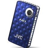 ビクター HDメモリーカメラ(ブルー)Victor PICSIO(ピクシオ) GC-FM1-A