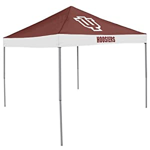 Logo Chair Indiana Hoosiers 2 Logo Tent by Logo