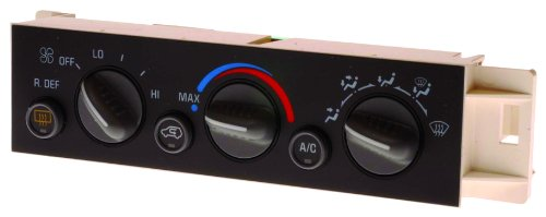 ACDelco 15-72547 A/C And Heater Control Unit