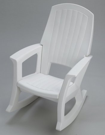 Outdoor Rocker For Big Men   600 Lbs