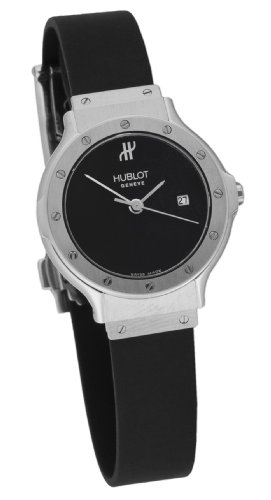 Hublot Ladies Classic Date Quartz Watch 1395.100.1
