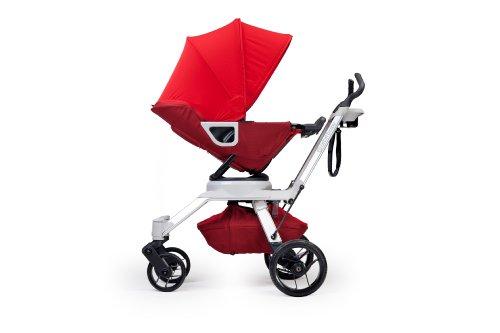 Orbit Baby Stroller G2, Ruby front-350172
