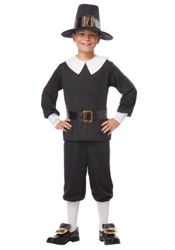 Calif (Pilgrim Boy Costume)