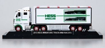 2013 Hess Miniature Truck and Racers by hess
