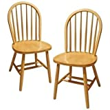Set of 2, Windsor Chair, Assembled