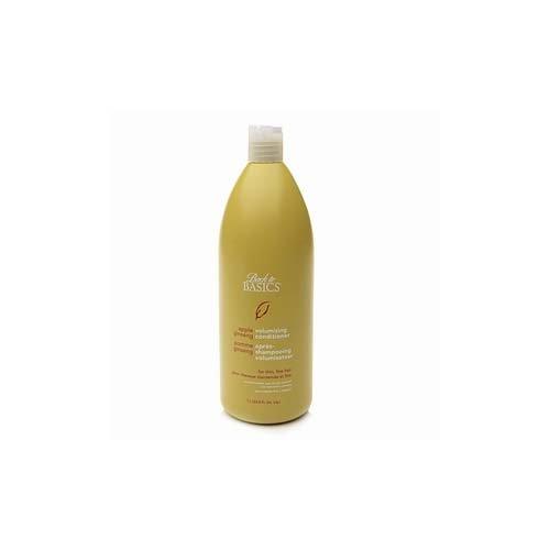 Back To Basics Apple Ginseng Volumizing 33.8 oz. Shampoo + 33.8 oz. Conditioner (Combo Deal)