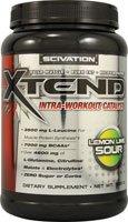 Scivation Xtend Intra-Workout Catalyst Lemon Lime Sour - 1260 G (Quantity Of 1)